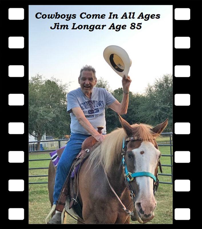 Jim Longar Cowboy